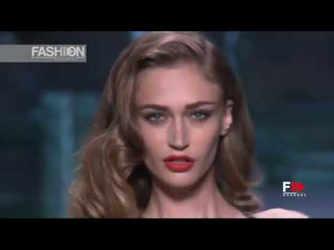 CHRISTIAN DIOR Spring Summer 2010 Paris – Fashion Channel
