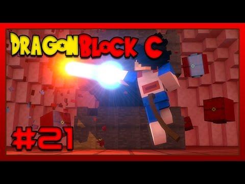 Dragon Block C Survival : Episode 21 : GRAVITY TRAINING