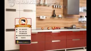 Harga Kitchen Set Jati Belanda Per Meter | 081389424220