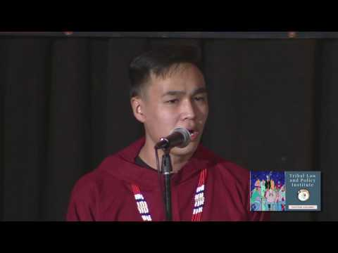 15th National Indian Nations Conference - Youth Performance by Byron Nicholai