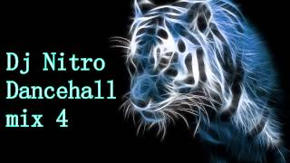 Dj Nitro Costa Rica - Dancehall mix 4