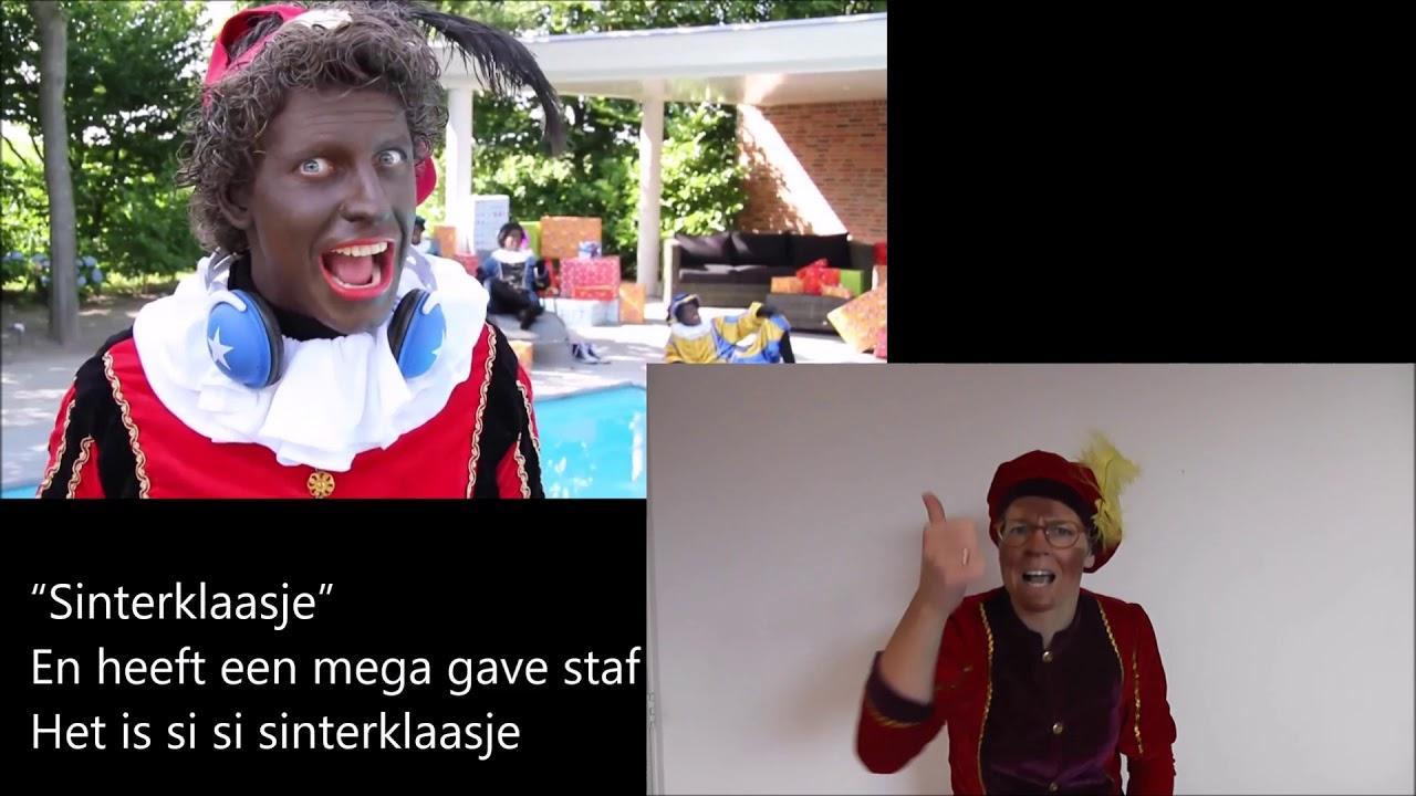 Pieten Sinterklaas Move Party Piet Pablo Youtube