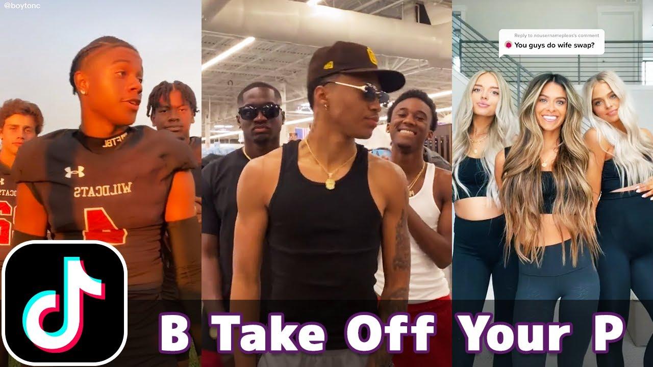 B**ch Take Off Your Panties Huh   TikTok Compilation