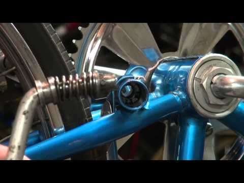 How To Remove A Motorcycle Kickstand Spring The Penny