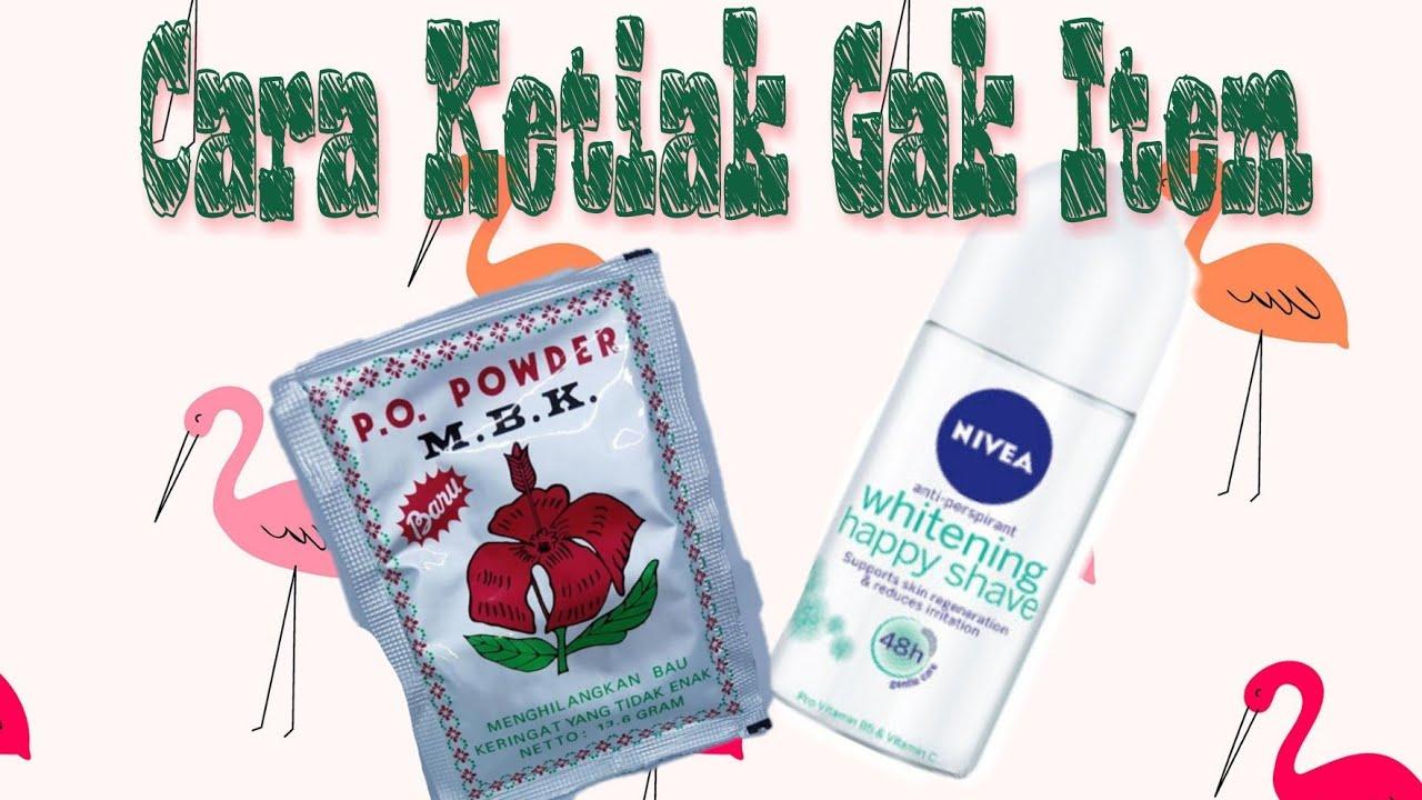 Review Deodorant Agar Ketiak Tidak Hitam Mbk Nivea Youtube Bedak