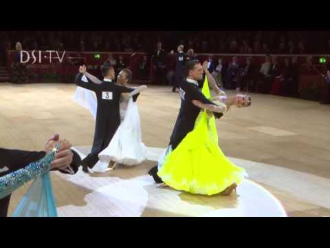 International Championships 2016 - Amateur Ballroom Highlights