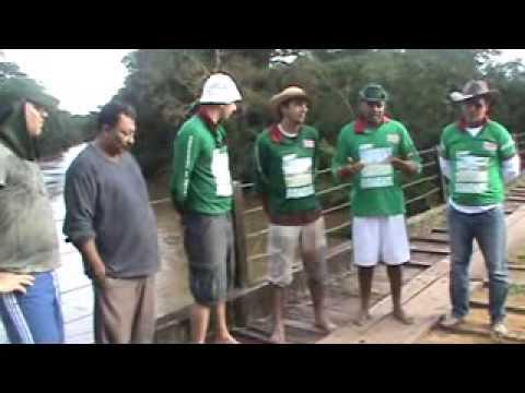 Filme do Rio Bananal   lll Expedição Pacu   Dida    Goianorte Tocantins