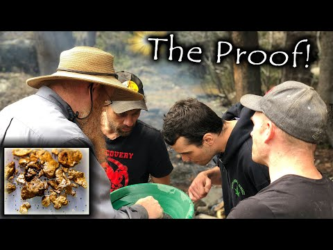 MASSIVE Gold Deposit Found And Proven!