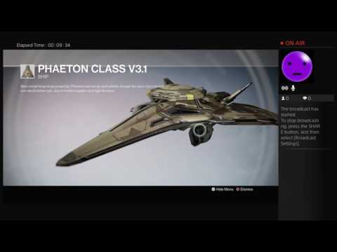 Destiny first EXOTIC