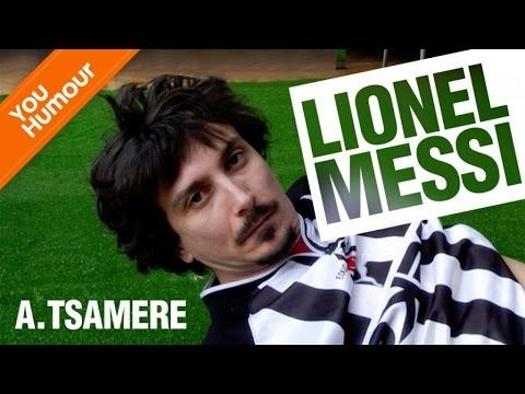 ARNAUD TSAMERE - Lionel Messi
