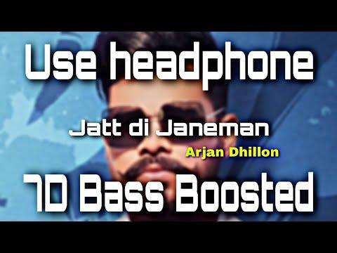 jatt-di-janeman(7d-audio)-arjan-dhillon-|-bass-boosted-|-use-headphone-please-🎧