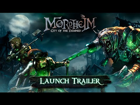Mordheim City of the Damned: Launch Trailer