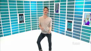 a visual representation of brendon urie's adhd