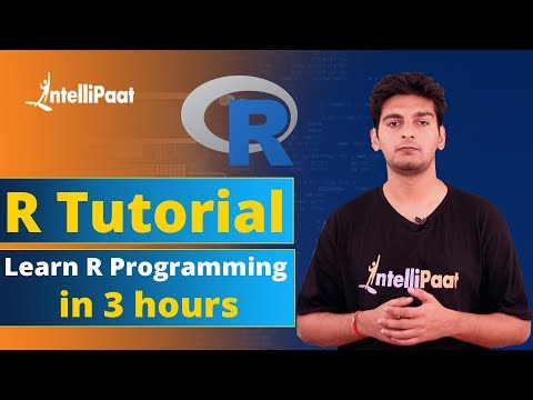 R Tutorial | Learn R Programming | Intellipaat