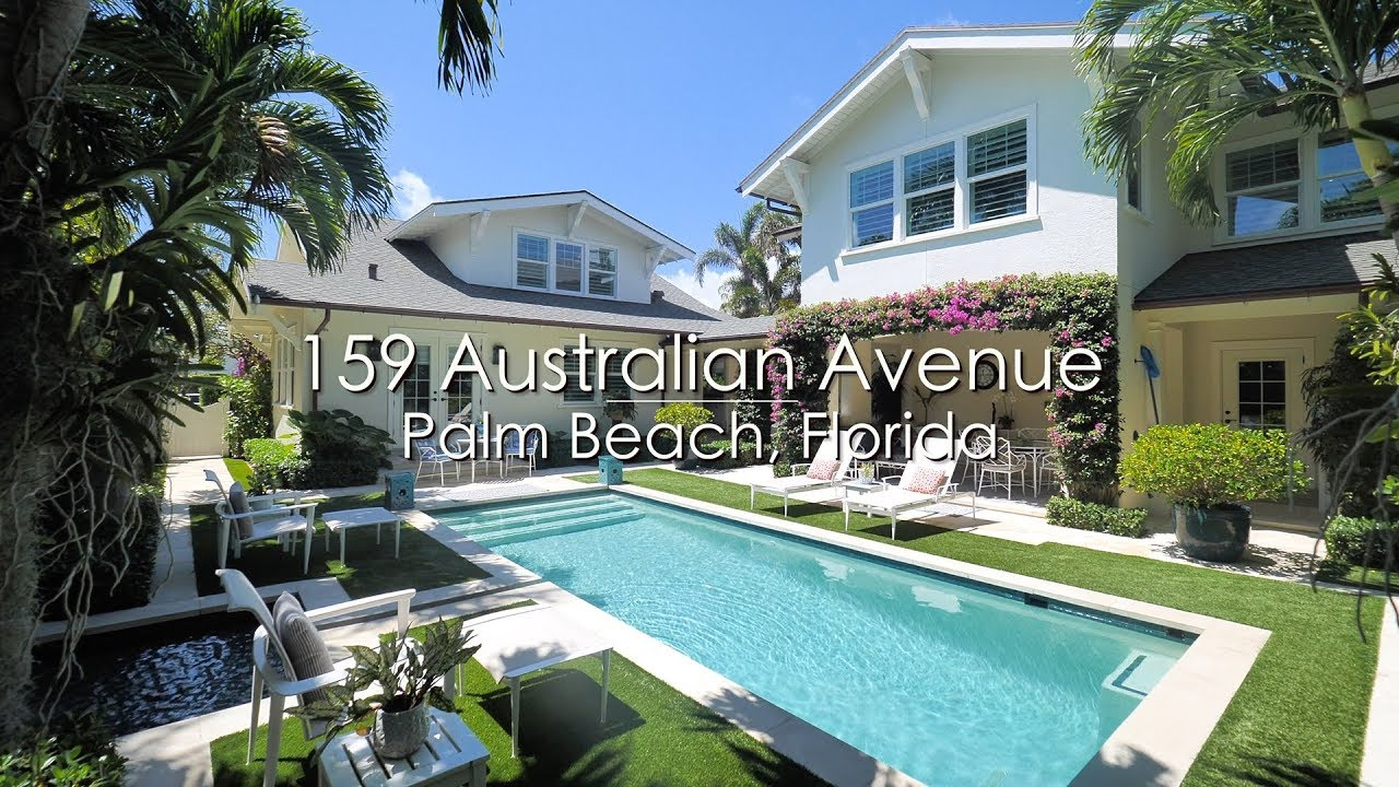 Palm Beach Real Estate | Florida Luxury Homes | 159 Australian Avenue Palm Beach, Florida