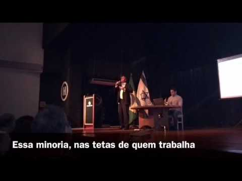 Jair Bolsonaro na Hebraica-Rio (03/ABR/2017)