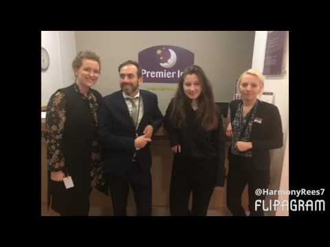 My Work Experience for Premier Inn