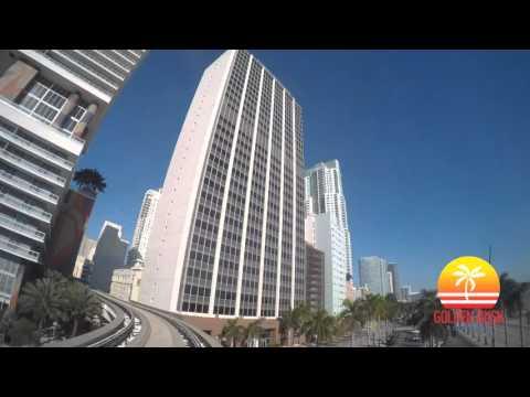 Miami Metromover Timelapse  - Omni Loop