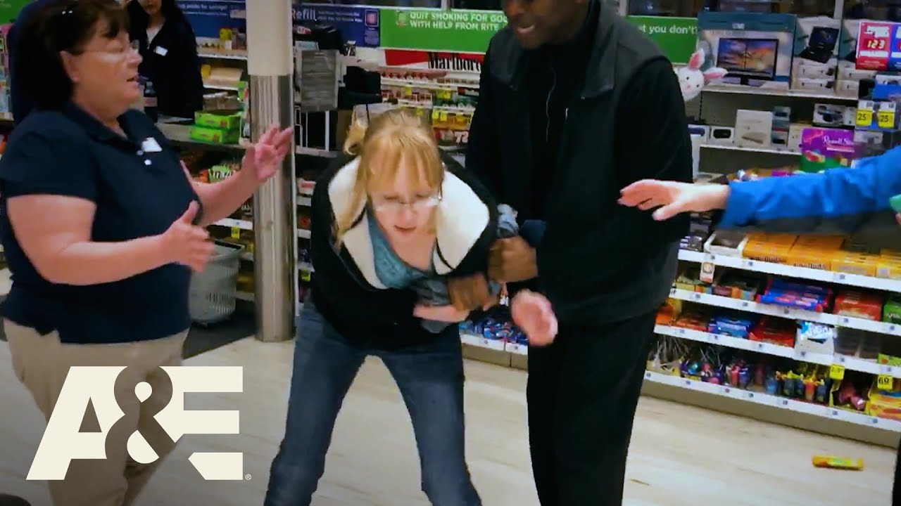 Download Woman Caught Shoplifting Refuses to Cooperate | I Survived a Crime | A&E