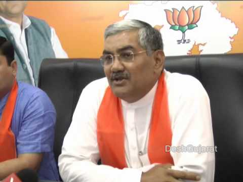 150 NSUI workers join BJP in Gujarat
