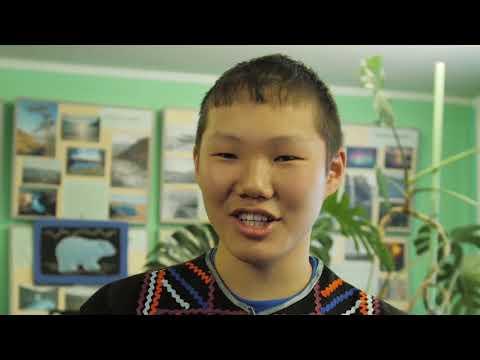 Curlers Visited The Boarding School Of Dudinka | Кёрлингисты посетили Дудинскую школу-интернат