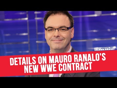 Details On Mauro Ranallo's New WWE Contract