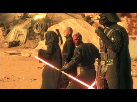 Star Wars Battlefront 2 Heroes Vs Villains 660 Darth Vader MVP thumbnail