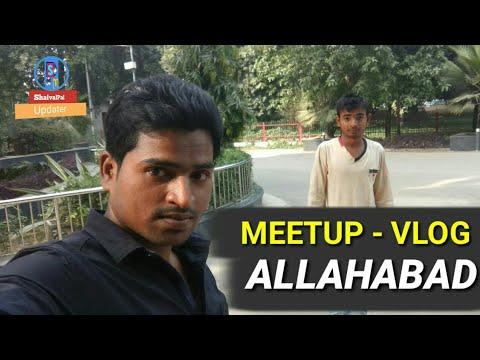 BLOG 1: Meetup with GTM Technical At Allahabad Chandra Sekhar Azad park  (company Bag)