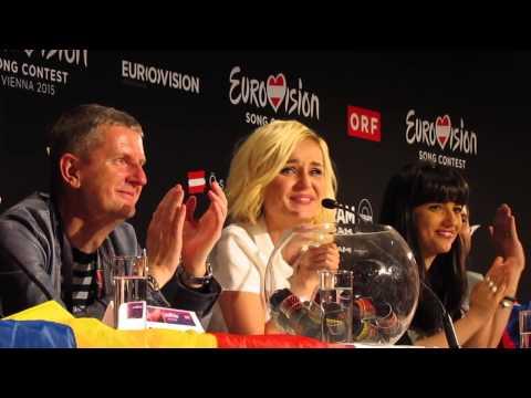 ESCKAZ in Vienna: Semi one winners press conference
