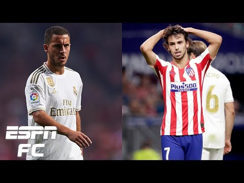 Atletico Madrid vs. Real Madrid analysis: Hazard and Felix disappoint | La Liga