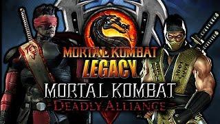 CREEPIEST WAY TO DIE - Mortal Kombat Deadly Alliance 2002 (MK Legacy Part 5)