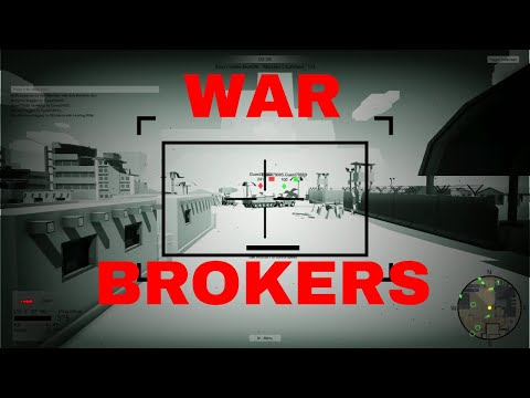 War brokers -  Battlefield in a browser  - War brokers browser game gameplay