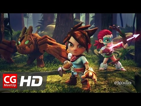 "CGI 3D Cinematic HD ""HEROES"" by Exodo Animation Studios 