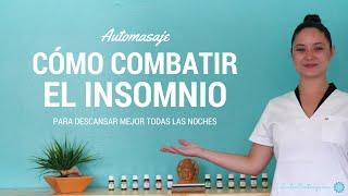 Cómo combatir el insomnio y apagar el cerebro de forma natural