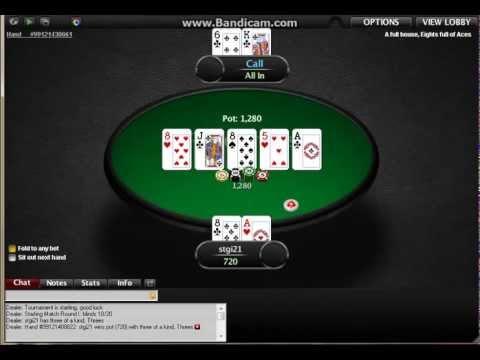 Poker haul