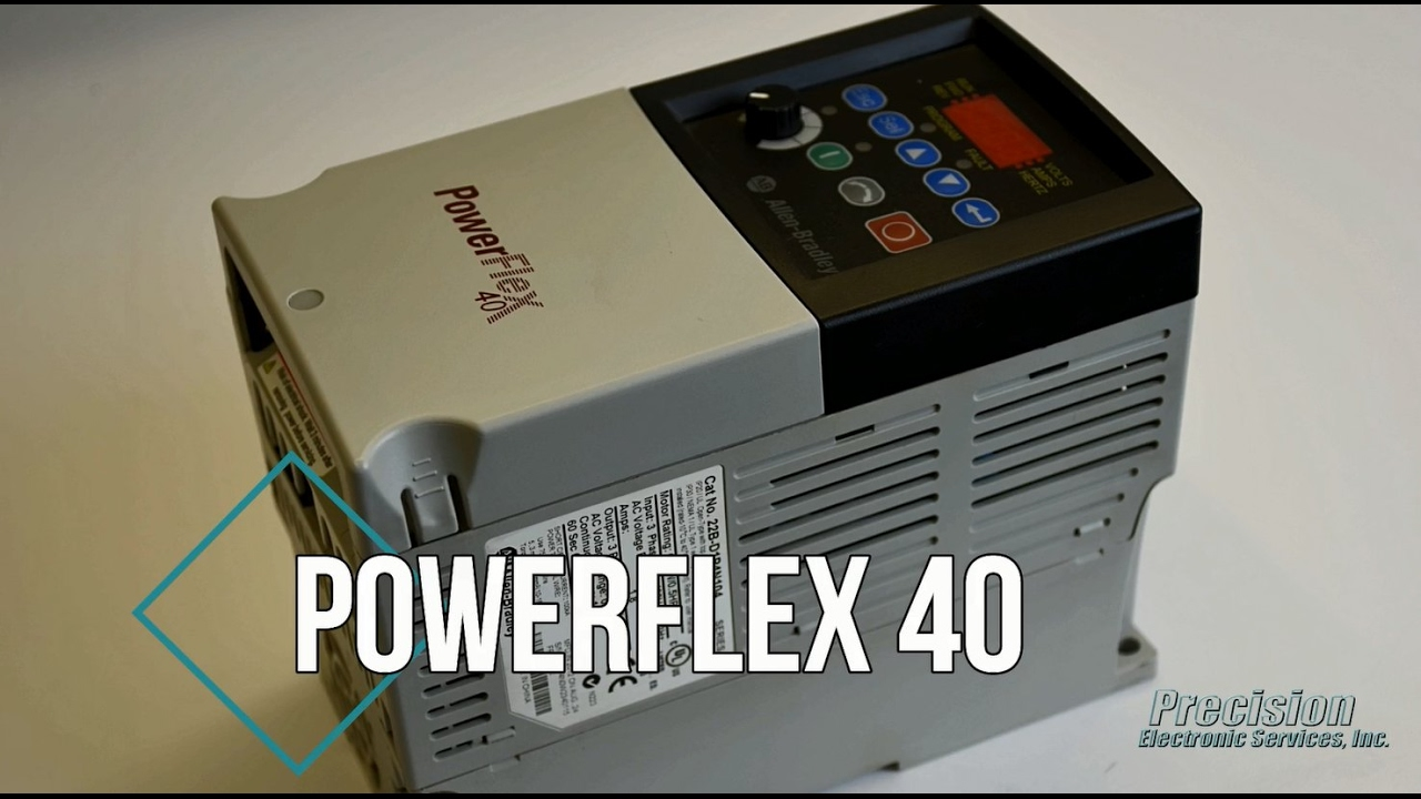 Allen Bradley PowerFlex 40 Repair