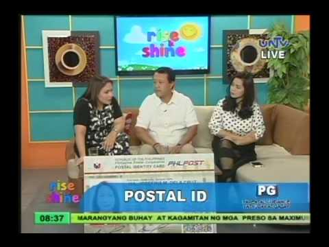 The importance of having a Philpost postal ID
