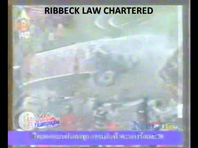 Ribbeck Law Chartered in Thiland One Two Go Flight 269