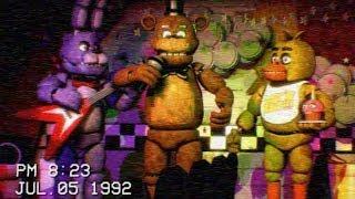 "Fnaf  Fazbear Band Show Footage 1992 - Freddy Fazbear's Pizzeria  3  """
