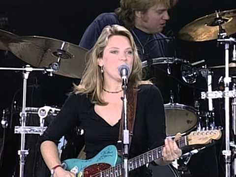 Susan Tedeschi  Rock Me Right  at Farm Aid 1999