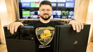 PlayStation 4 Pro | Обзор | Сравнение со стандартной PlayStation 4 на 4K и 1080p телевизорах