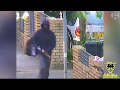 Shotgun Attack in London Caught on Camera | Active Self Prot
