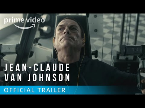 Jean-Claude Van Johnson - Official Trailer   Prime Video