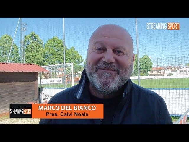 Anteprima di Calvi Noale - Pro Gorizia con il Presidente Marco Del Bianco Domenica 2 maggio 2021