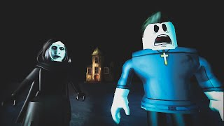 The Nun! | Roblox Horror Film!