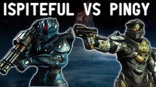 Halo 5: Guardians - Pingy vs iSpiteful - 1v1 Showdown
