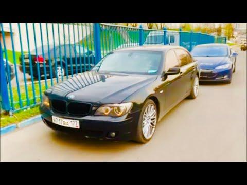 Исповедь владельца BMW БМВ 750 E66 (E65) за 600 тысяч рублей