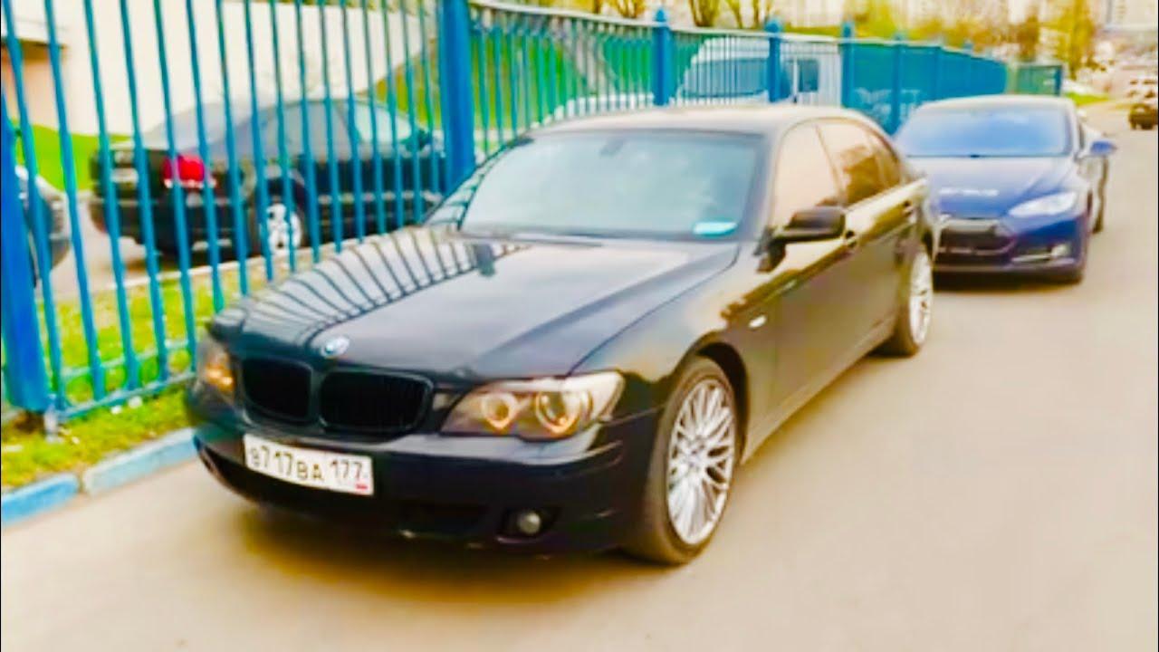 Исповедь владельца BMW БМВ 750 E66 (E65) за 600 тысяч ...