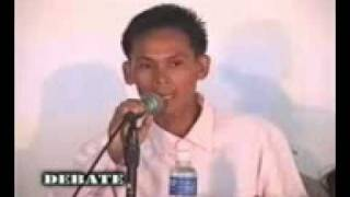 Debate Bro. Eli Soriano vs. Pastor William Saraga 1.3gp