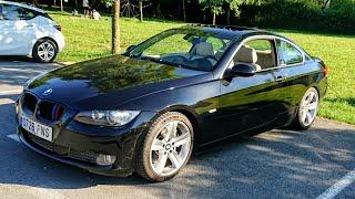 Cover images BMW 335i 🚀 Lo quieres😍? El BMW 335i E92 biturbo o twin turbo de Sebas